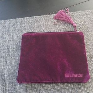 Laura Mercier makup bag